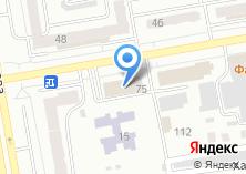 Компания «Тувинский курьер» на карте