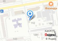 Компания «Проходной двор» на карте