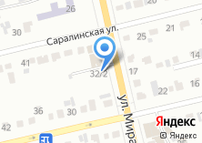 Компания «Шинная станция» на карте