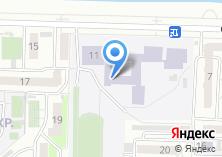 Компания «СДЮШОР по настольному теннису» на карте