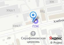 Компания «Детали техно» на карте