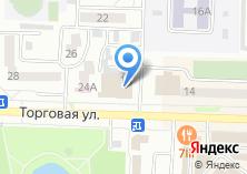 Компания «Позитифф» на карте