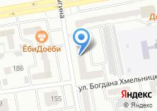 Компания «Строящийся жилой дом по ул. Ивана Ярыгина» на карте