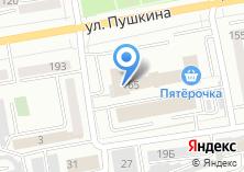 Компания «Веб-Идея» на карте
