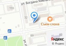 Компания «Байт» на карте
