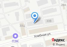 Компания «Оптово-розничный магазин бакалейных товаров» на карте