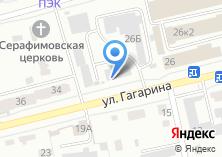 Компания «АСМ-Красноярск» на карте