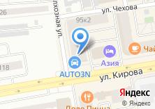 Компания «Абакан домашний уют» на карте