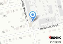 Компания «Autoprilavok.ru» на карте