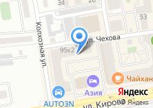 Компания «Строящийся жилой дом по ул. Кирова» на карте
