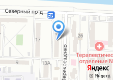Компания «TNT Express» на карте
