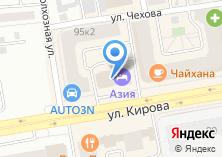Компания «Строящийся жилой дом по ул. Чехова» на карте