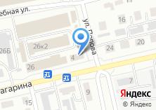 Компания «Магазин продуктов на Гагарина» на карте