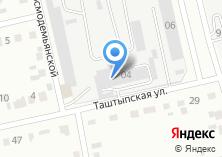 Компания «Восточная Техника» на карте