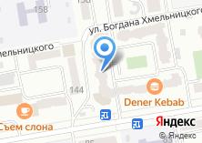 Компания «Дубовые бочки» на карте