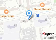 Компания «ФОСБОРН ХОУМ» на карте