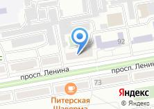 Компания «Общежитие ХГУ» на карте