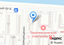 Компания «Страж» на карте