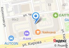Компания «Киасофт» на карте