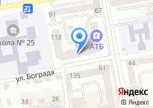 Компания «Сибирский аудит» на карте