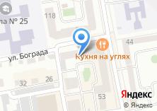 Компания «Енисей-Тайл» на карте