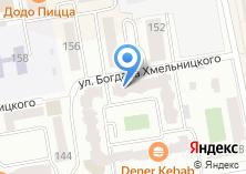 Компания «Вертикаль-М» на карте