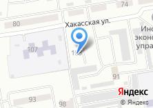 Компания «СибСтрой-Формат» на карте