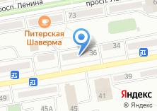Компания «ЭНЕРГОГАРАНТ» на карте