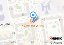 Компания «ТрансТелеКом» на карте