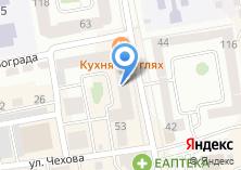 Компания «Бумеранг» на карте