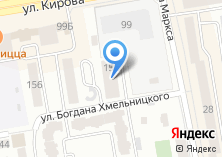 Компания «Софт-Альянс» на карте