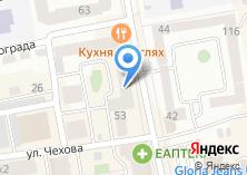 Компания «Дом недвижимости» на карте