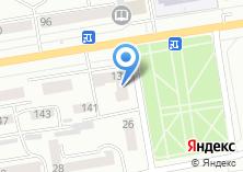 Компания «Кофръ» на карте