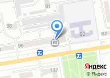 Компания «Хакасский национальный краеведческий музей им. Л.Р. Кызласова» на карте