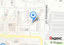 Компания «Участковый пункт полиции №9» на карте