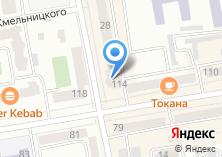 Компания «Сибирская губерния» на карте