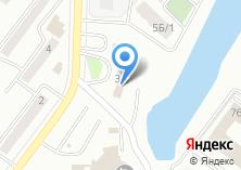 Компания «АЗС Сибнефть-Саяны» на карте