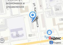 Компания «Алво-Медиа» на карте