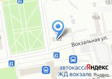 Компания «На Вокзальной» на карте