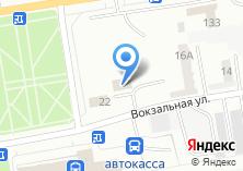Компания «Пельменная на Вокзальной» на карте