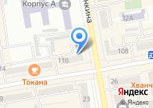 Компания «СИННАБОН» на карте