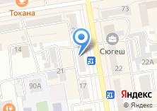 Компания «Эхо Москвы» на карте