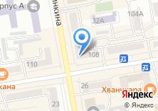 Компания «Золотой дом» на карте