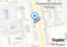 Компания «ЧерногорскМебель» на карте