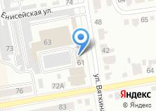 Компания «Восточный терминал» на карте