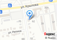 Компания «Хакасский Республиканский центр по гидрометеорологии и мониторингу окружающей среды» на карте