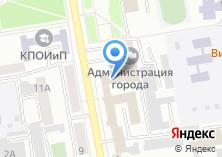 Компания «Управление ФСБ России по Республике Хакасия» на карте