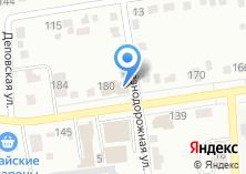 Компания «СТО на ул. Павших Коммунаров» на карте