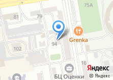 Компания «Магазин продуктов на ул. Богдана Хмельницкого» на карте