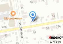 Компания «Lingerie» на карте